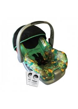 RealCare bilbarnstol med sensorsats för babysimulator-20